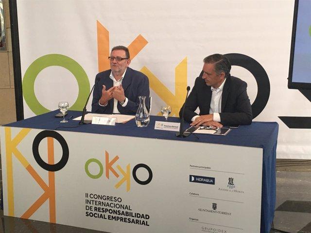 Presentación del II Congreso Internacional de Responsabilidad Social OKKO