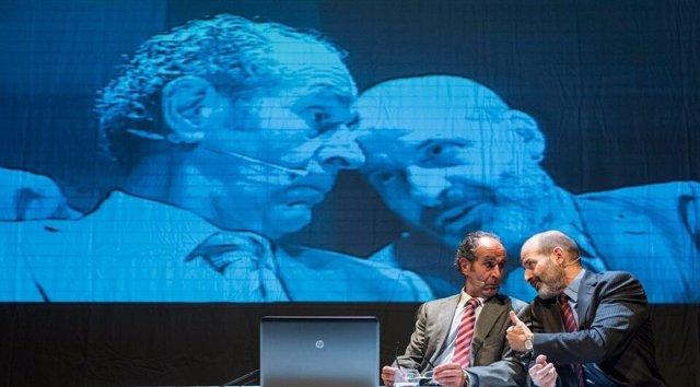 Imagen del espectáculo 'Hazte banquero', que se podrá ver en El Musical
