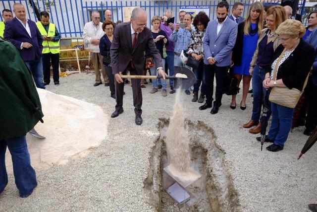 Arrancan las obras en el bulevar para conectar Plutarco y Jorge Luis Borges