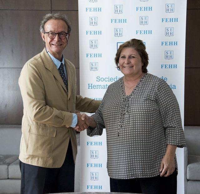 Acuerdo entre la SEHH y AEAL