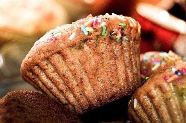 Magdalenas Muffins