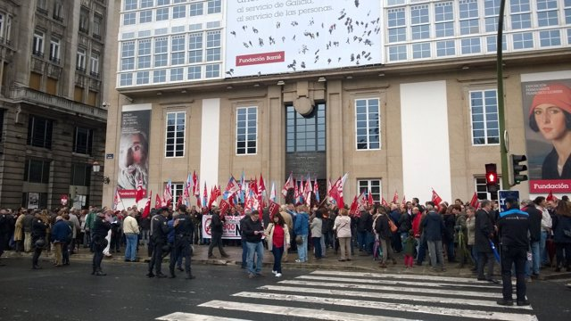Foto Protesta Pastor De La Cig