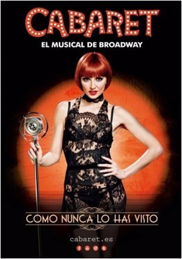 Cristina Castaño protagoniza Cabaret.