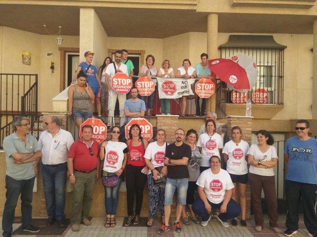 Stop Desahucios en Atarfe