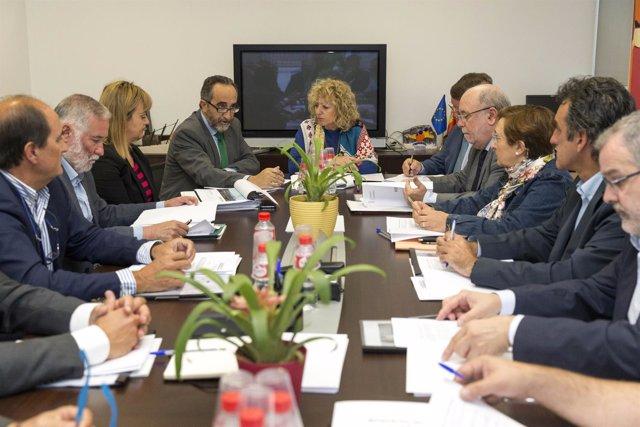 Consejo de Administración de Sodercan