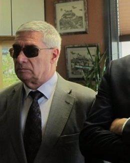 Ex delegado territorial de la ONCE en Aragón José Antonio Bes