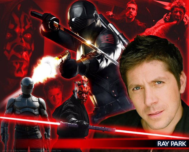 Ray Park, Star Wars