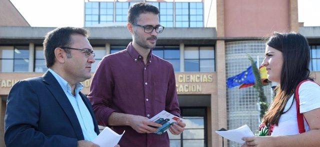PSOE DE ANDALUCÍA: Cortes Audio Miguel Ángel Heredia 14 1016