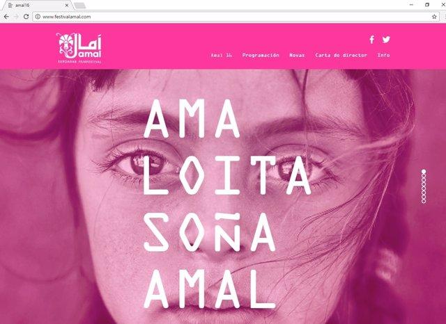 Imagen de la semana de cine euroárabe AMAL