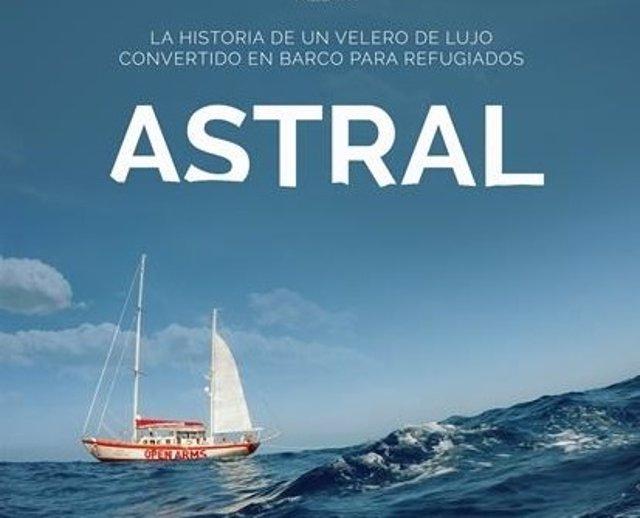 Detalle del póster de Astral