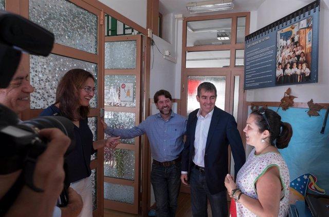 Visita Arico