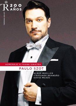 Cartel Barítono Paulo Szot