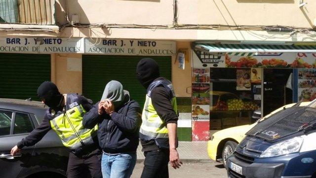 Yihadista detenido en Palma