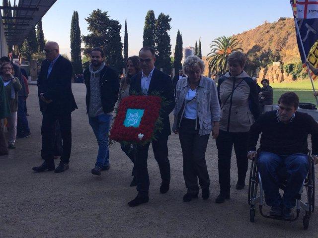 Ll.Corominas, G.Gómez, A.Figuera, J.Turull, M.Casamitjana, A.Simó y D.Bonavehí