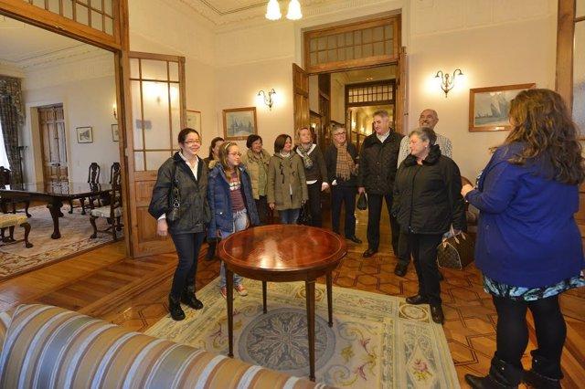 Visitas Palacio Magdalena
