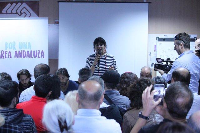 Fotos Teresa Rodríguez En Granada