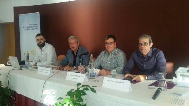 Congreso de la Sociedad Murciana de Reumatología