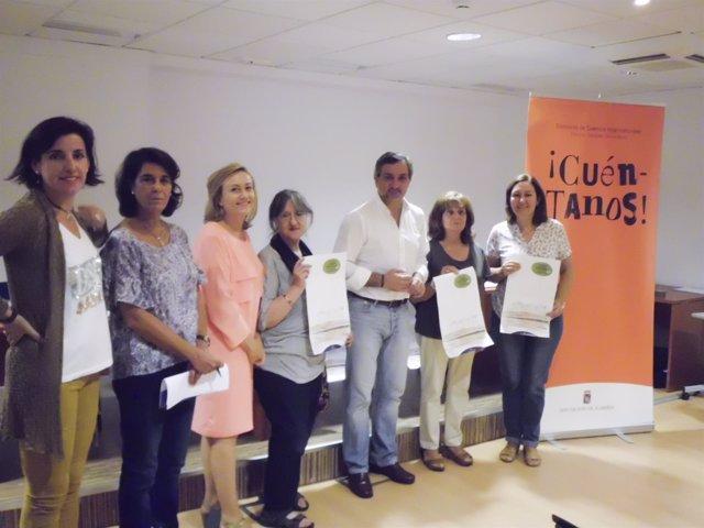 Constituido el jurado del Concurso de Cuentos Interculturales