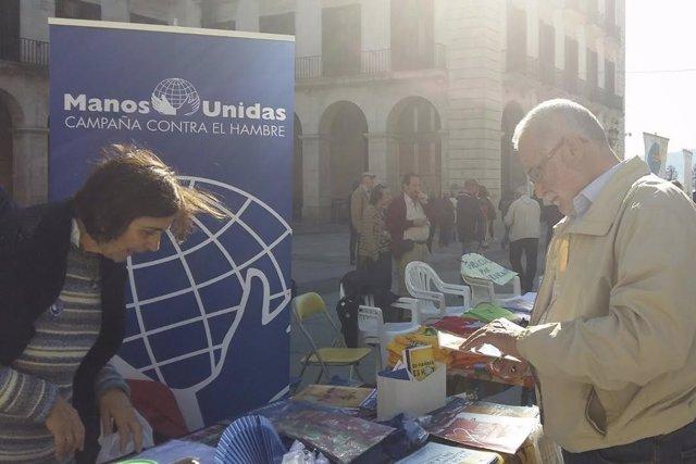 Ruiz en la semana contra la pobreza