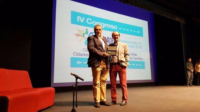 Córdoba recibe el premio Ciudad que camina