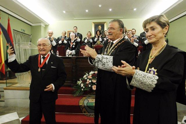 Entrega de distinciones del Colegio de Abogados de Granada