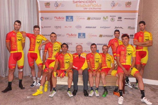 La selección española de los Mundiales de Doha y Javier Mínguez
