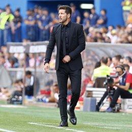 Simeone (Atlético de Madrid)