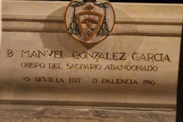 Tumba de San Manuel González García