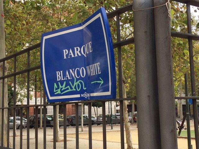El PP reclama arreglos en el Parque Blanco White de Sevilla