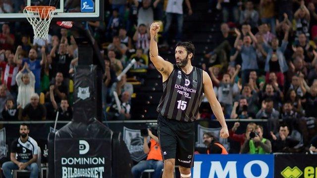 Álex Mumbrú Bilbao Basket