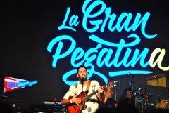 'La Gran Pegatina' se despide con un concierto apoteósico