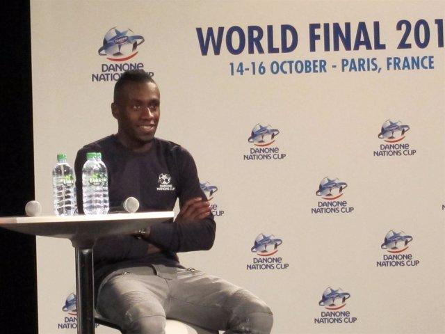 Blaise Matuidi Danone Nations Cup