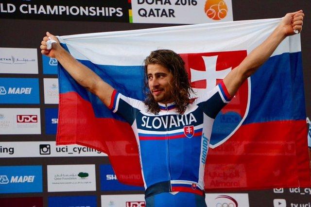 Peter Sagan Mundial ruta Catar Doha