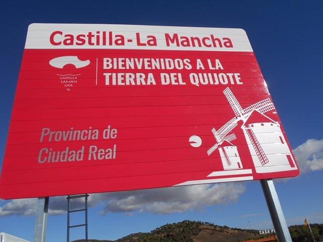 Cartel Quijote