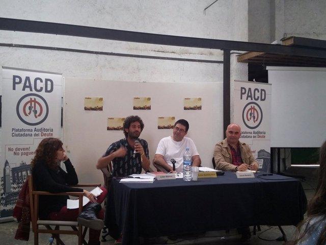 El concejal de Participa Sevilla Julián Moreno