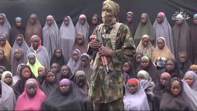 Vídeo de Boko Haram de las niñas de Chibok