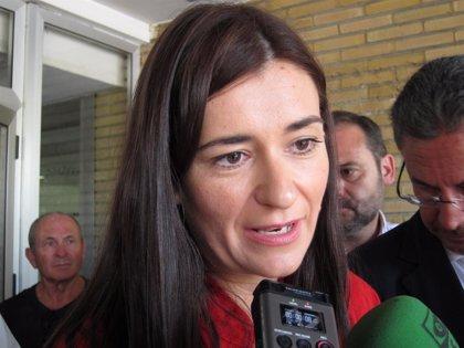 Montón (PSOE) sobre si mantiene su posición del 'no es no' a Rajoy: