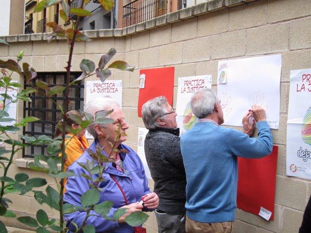 Cáritas realiza campaña concienciación sobre la pobreza