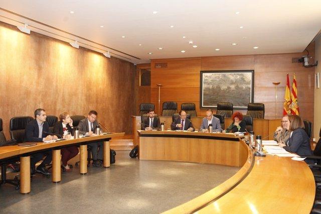 Presentación del Informe de Motorland de la Cámara de Cuentas.
