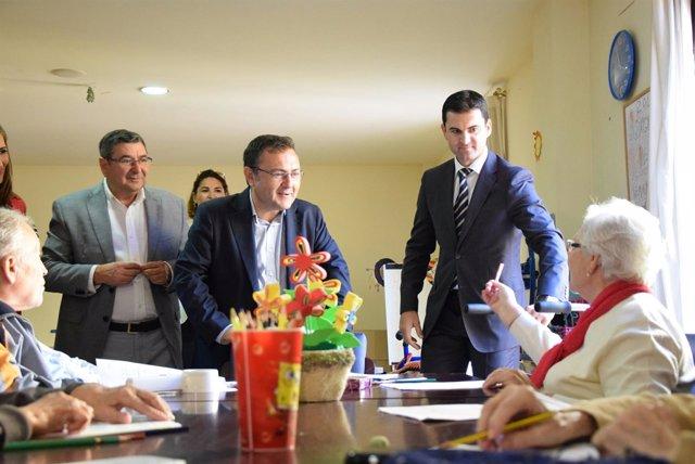 (CON AUDIO Y FOTOS) El PSOE Pedirá En El Congreso Al Gobierno Que Cumpla Con Su