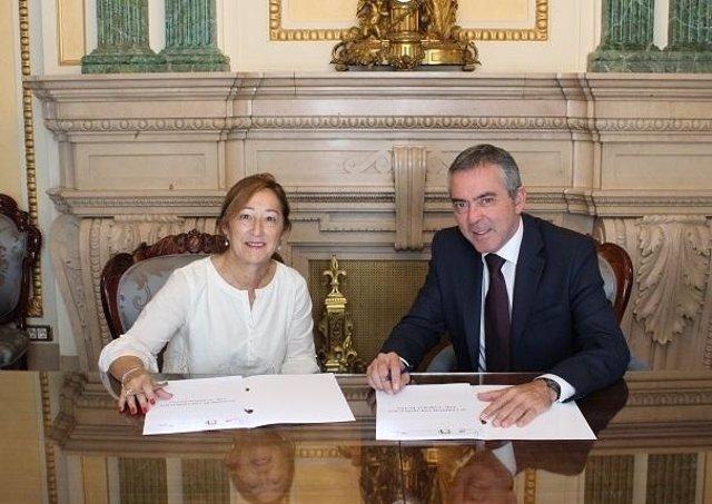 Diputación y Laboral Kutxa impulsan proyectos de inversión
