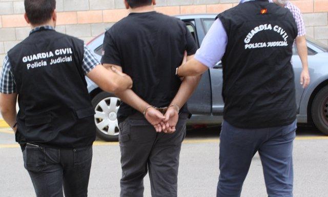 Detenido por una agresión sexual en Turís