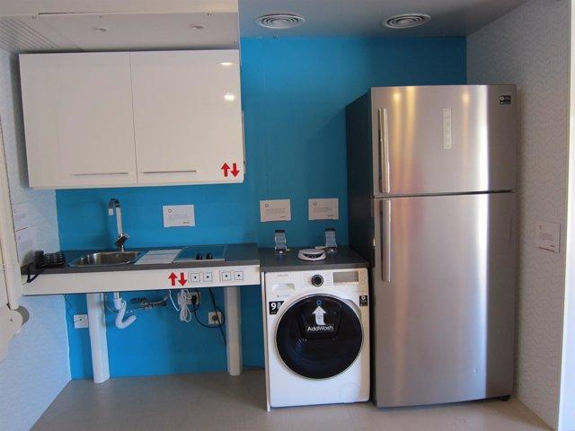Casa inteligente, sostenible y accesible