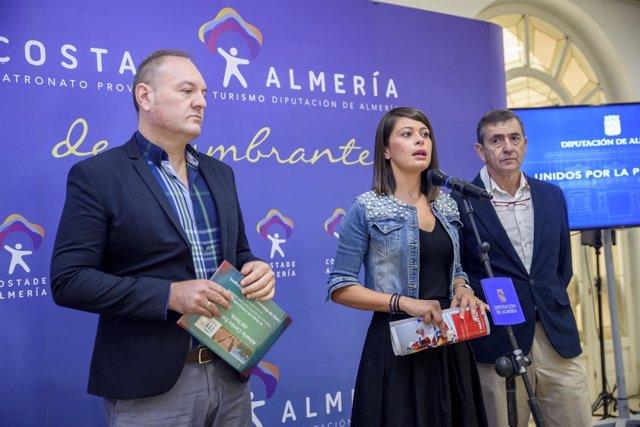 Cuevas del Almanzora, sede del mejor tenis internacional en categoría promesas.