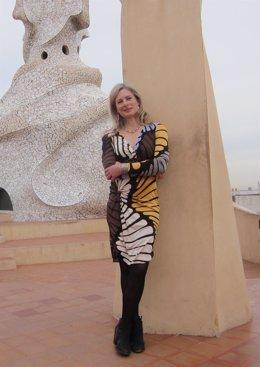 La cosmóloga estadounidense Lisa Randall