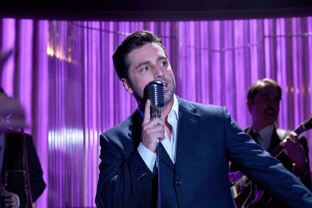 David Bustamante en 'Amar es para siempre'/ Antena 3