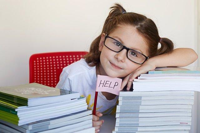 El peligro del exceso de deberes