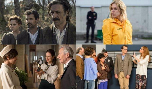 Series nominadas a los MiM 2016