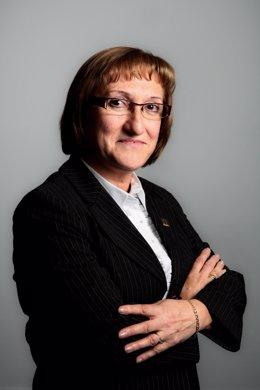 María del Carmen Antúnez, presidenta patronal de talleres