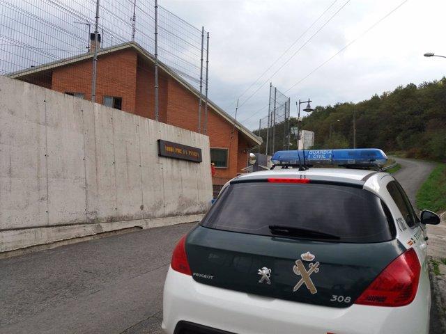 Cuartel de la Guardia Civil en Alsasua.